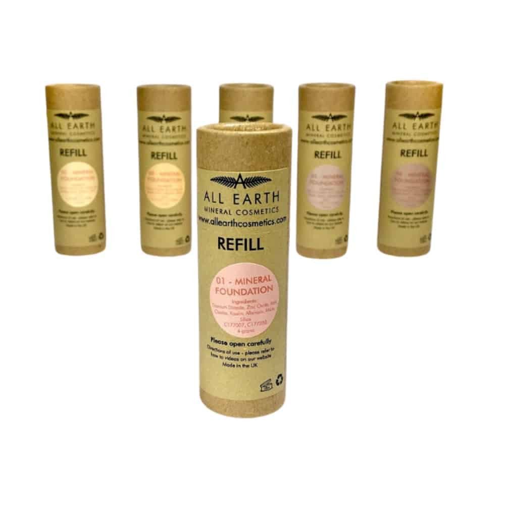 01 Refill Eco Friendly Products