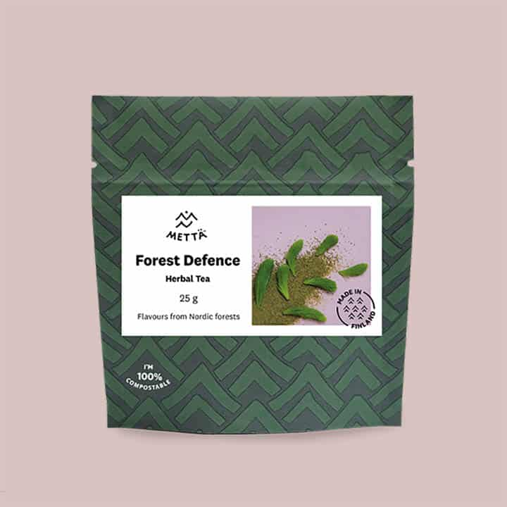Metta Forest Defence Herbal Tea Eco Friendly Products