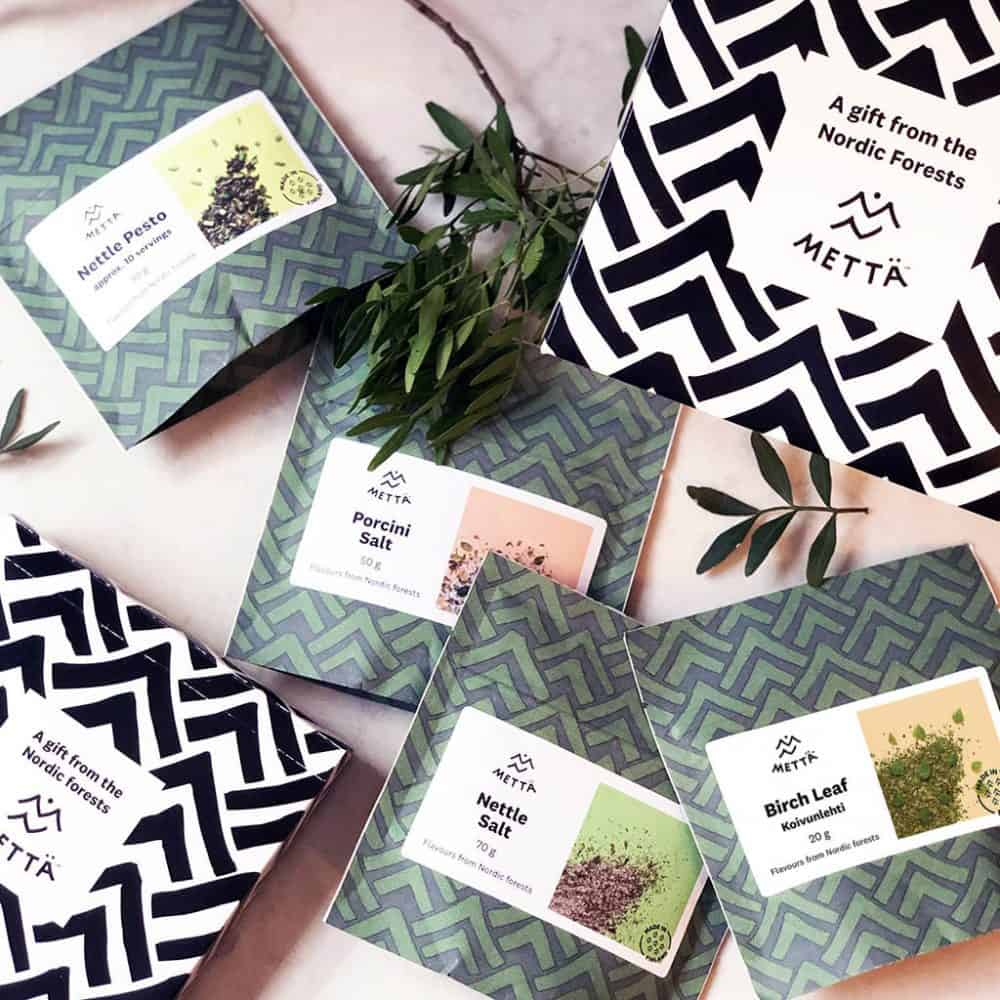 Metta Forest Food And Spice Gift Eco Friendly Products