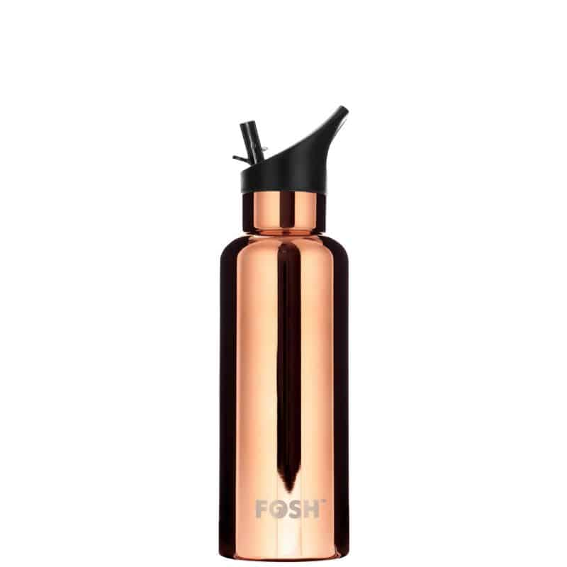 Rose Gold Vital Flip Triple Insulated Water Eco Friendly Products