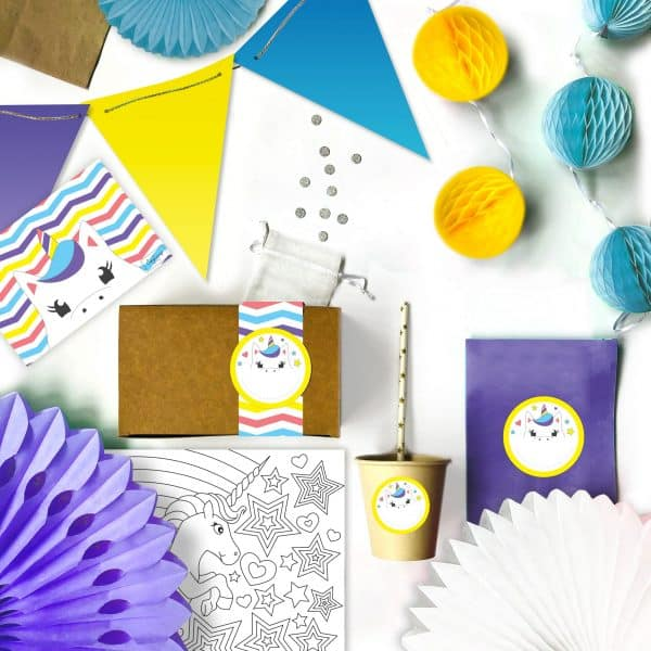 The Conscious Party Box: Unicorn Box