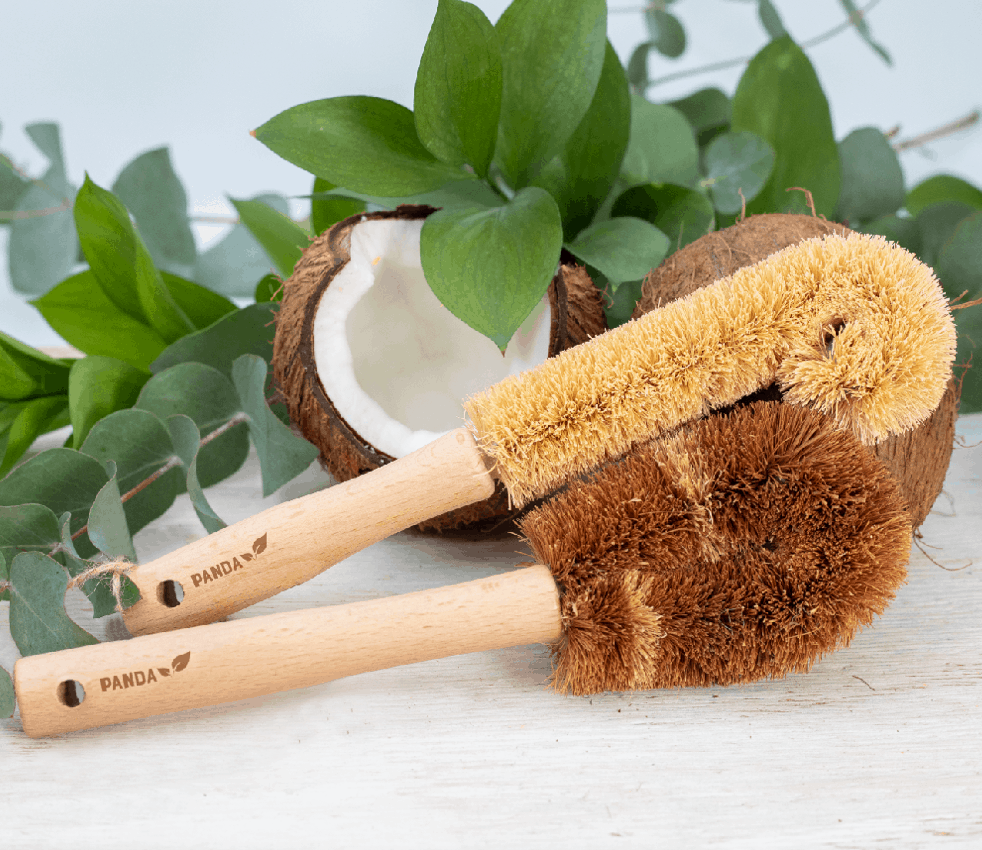 Coconut Scrubs Lifestyle1 Eco Friendly Products