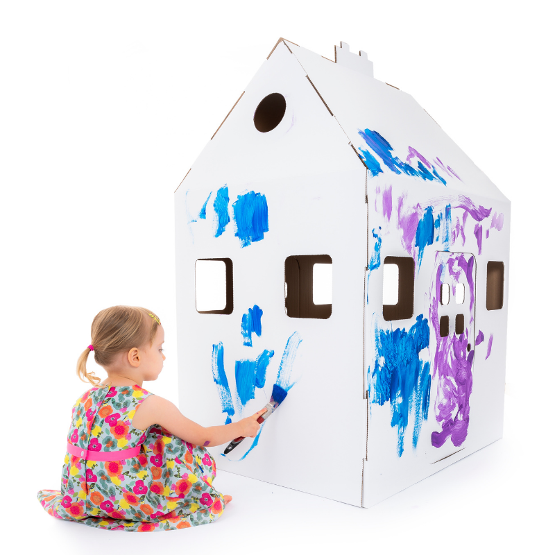 Eco Diy Playhouse Eco Friendly Products