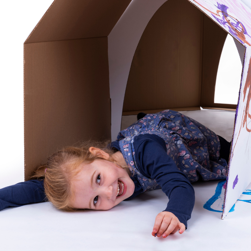 Igloo Playhouse White Eco Friendly Products