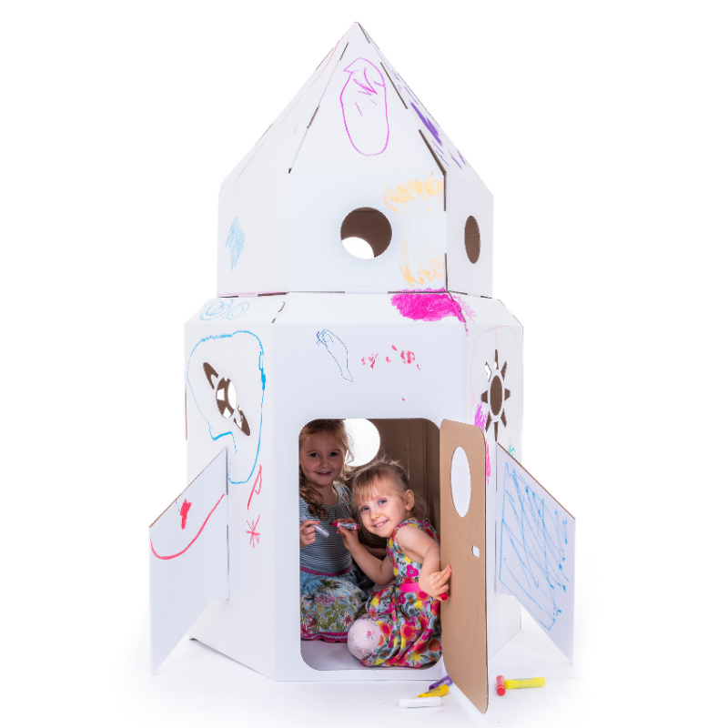 Rocket Playhouse Eco Friendly Products