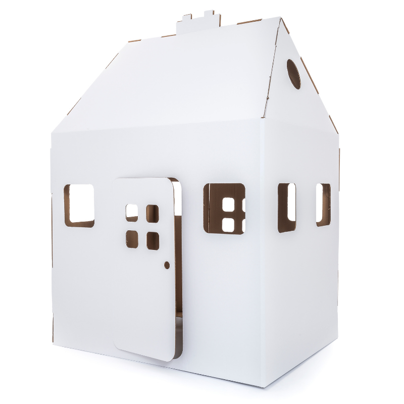 White Playhouse Eco Friendly Products