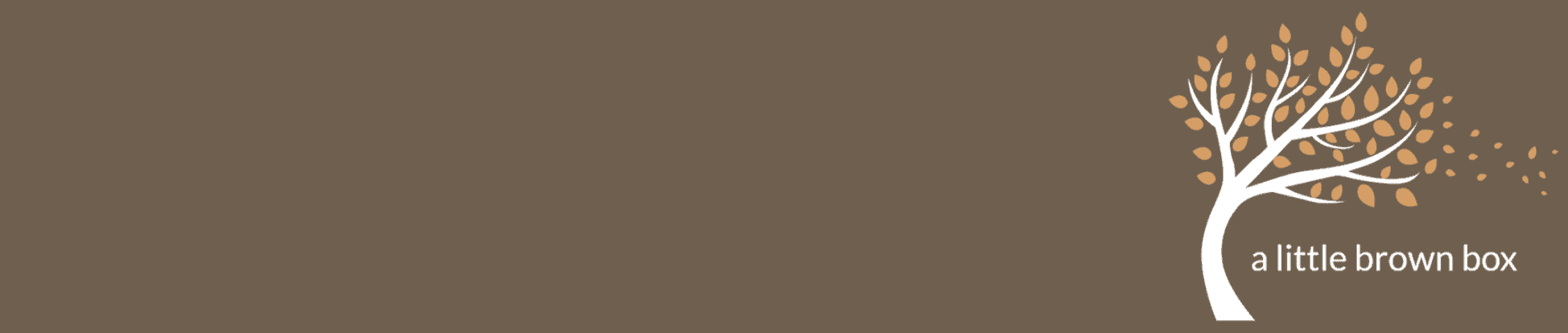 a little brown box