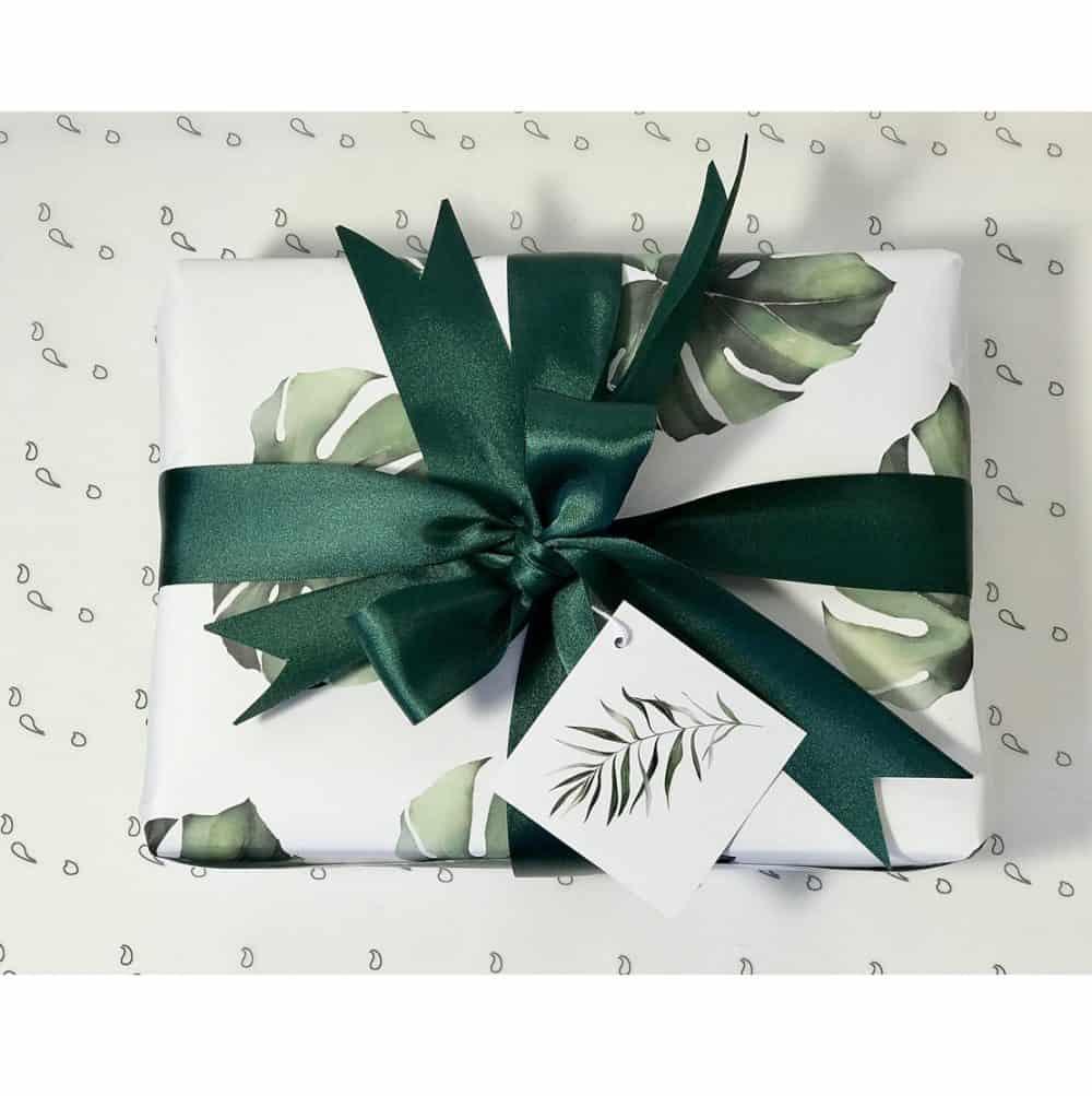 Eco Gift Box Ribbon 2 Eco Friendly Products