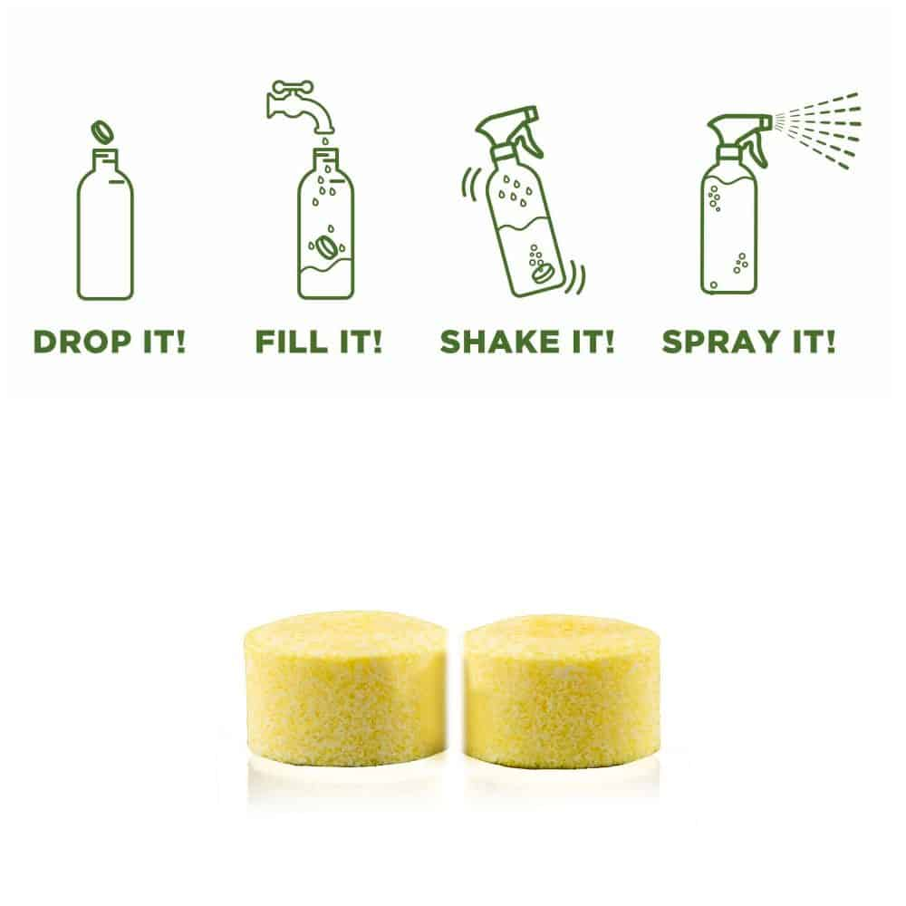 Onetap Multipurpose Wht Equals 2 Eco Friendly Products