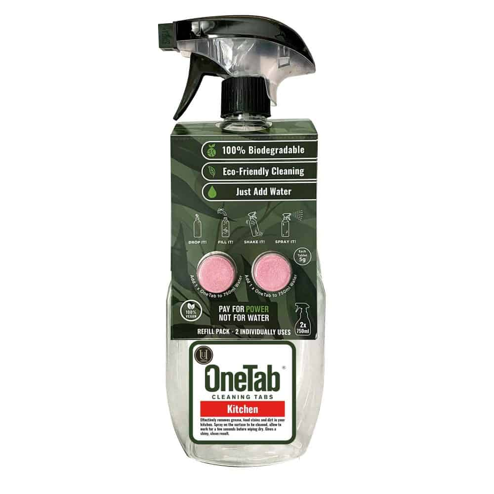 Uuonetab Kitchen Bottle Eco Friendly Products