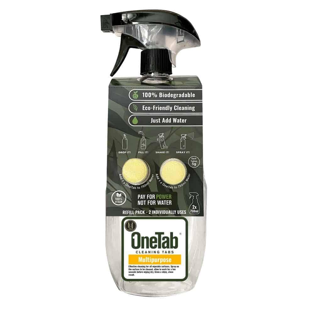 Uuonetab Multipurpose Bottle 1 Eco Friendly Products