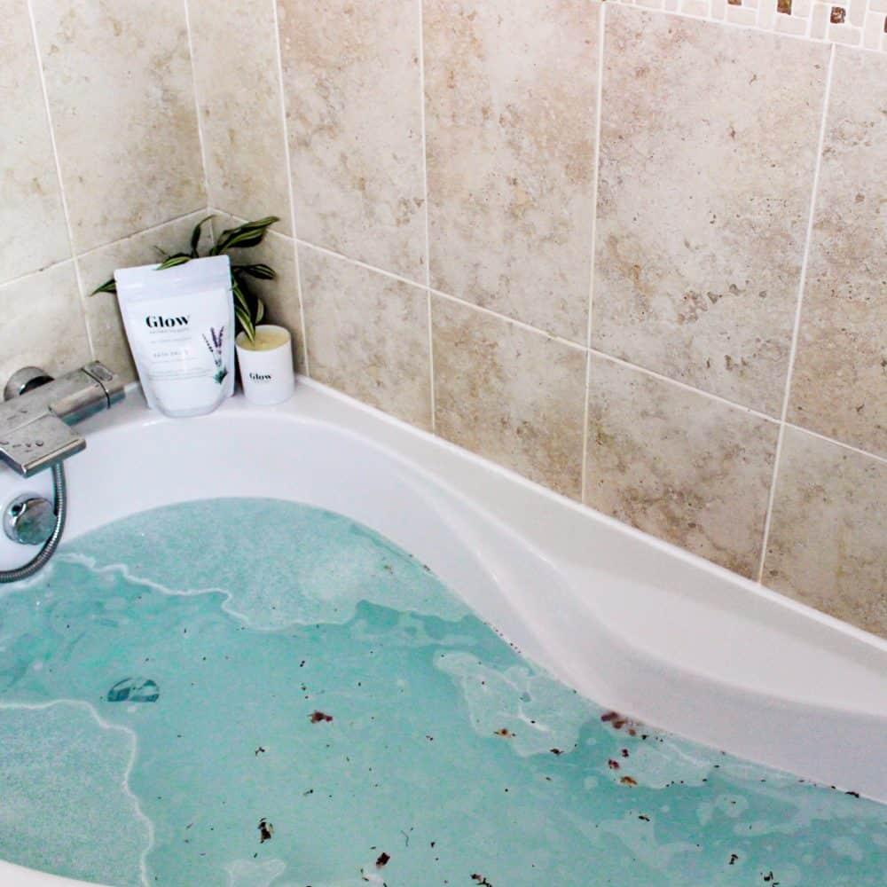 De-Stress Bath Salts With Bath