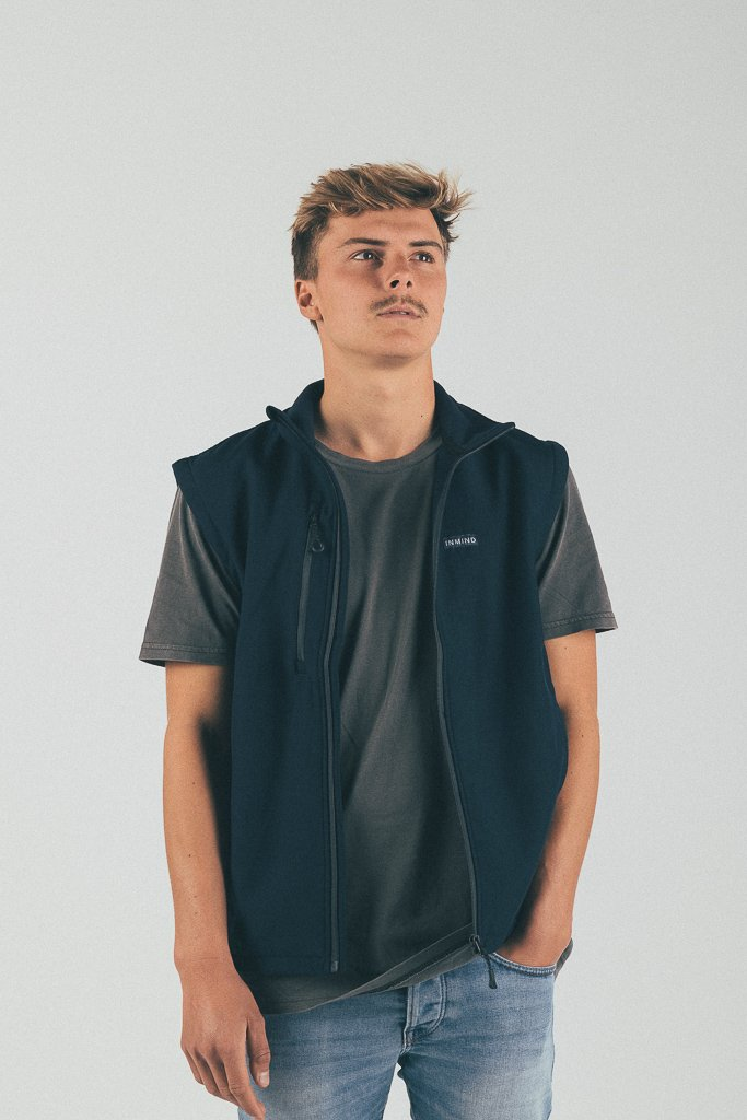 Softshell Navy 2 Eco Friendly Products