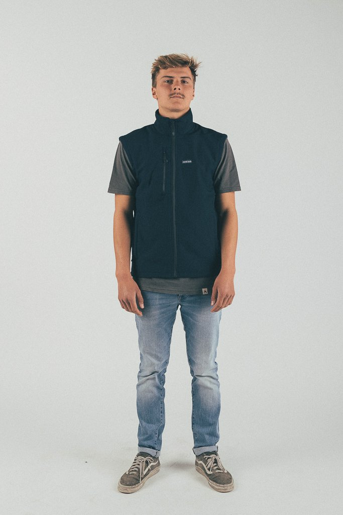Softshell Navy 4 Eco Friendly Products