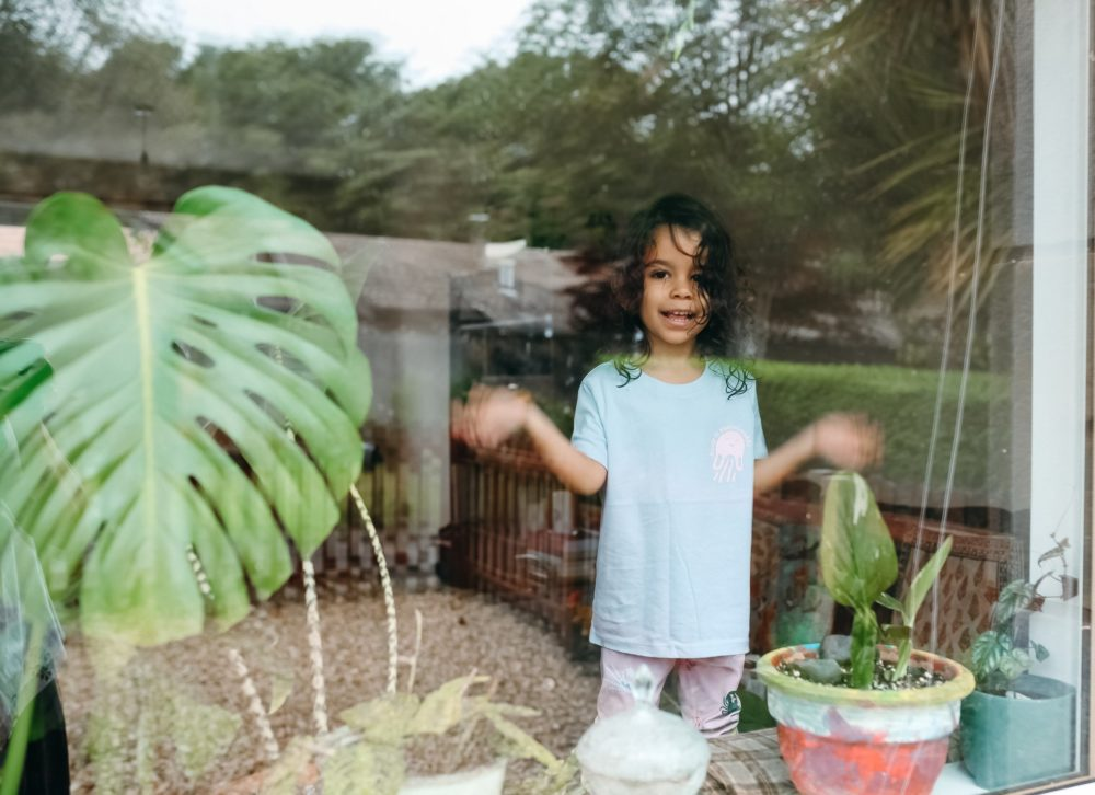 Blue Kids Tee Eco Friendly Products