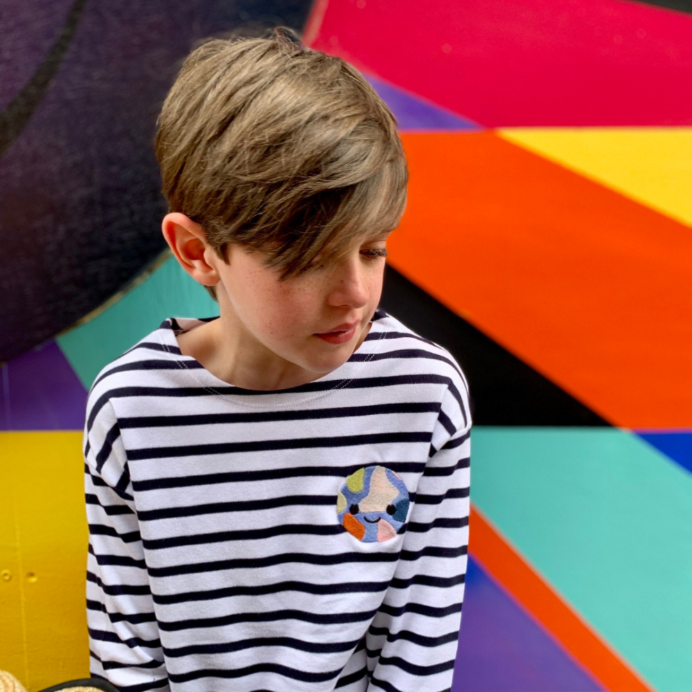 Breton Top Kids Eco Friendly Products