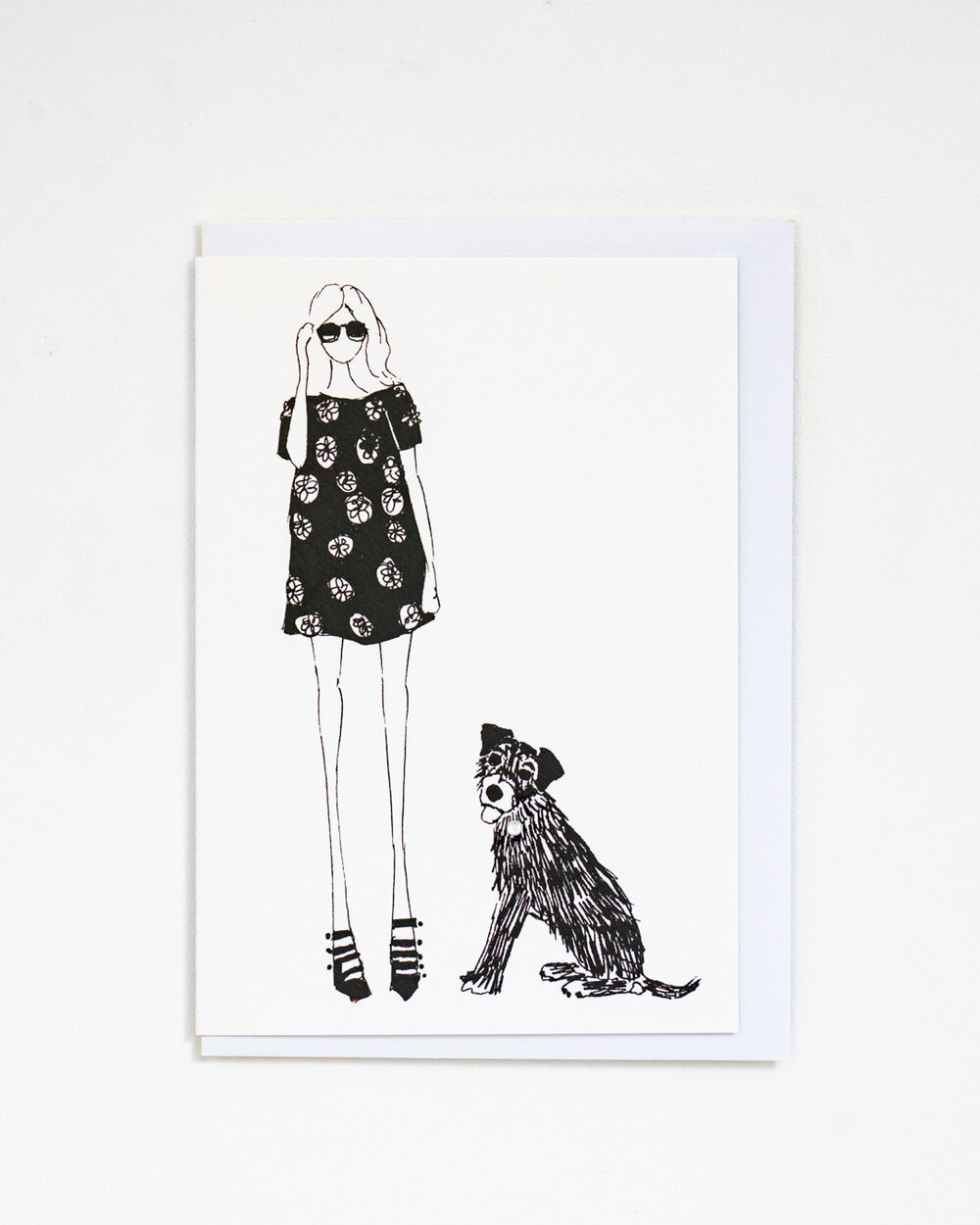 Dog Card Eco Friendly Products
