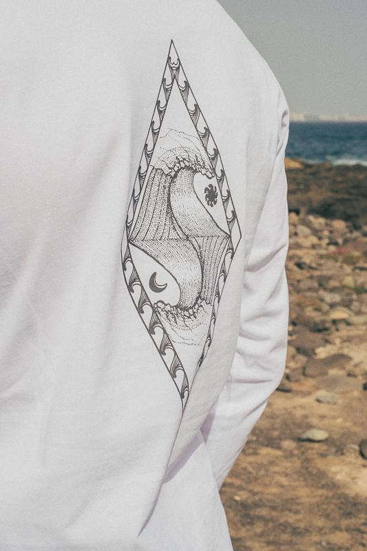 Elements Longsleeve White 1 Eco Friendly Products