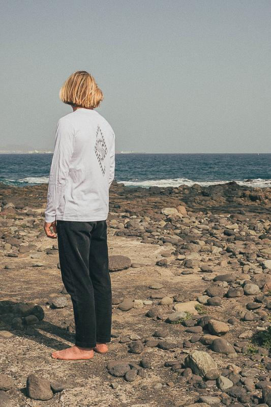 Elements Longsleeve White 3 Eco Friendly Products