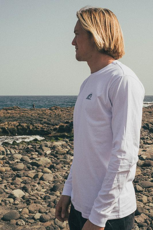 Elements Longsleeve White 5 Eco Friendly Products