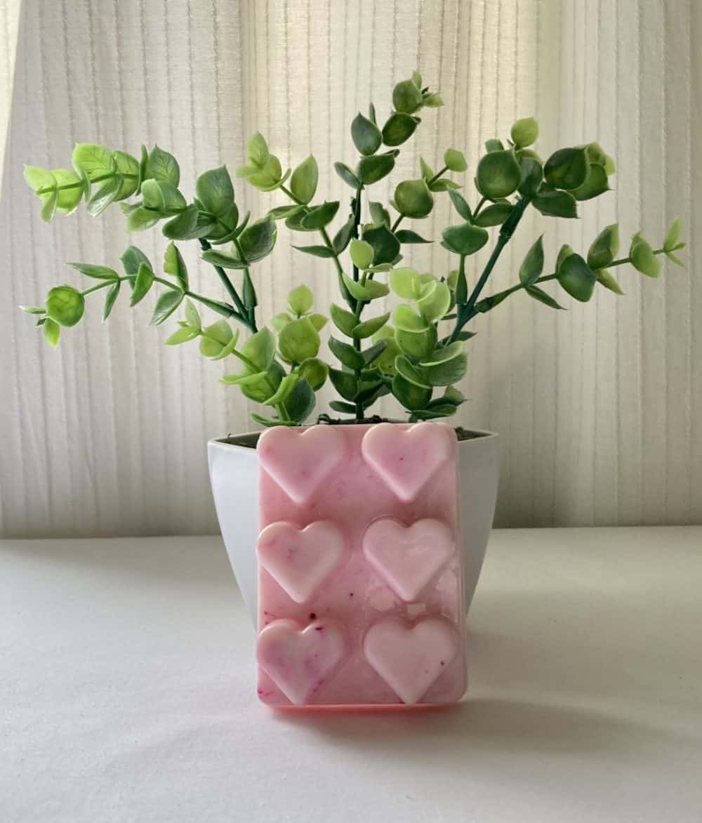 Heart Pink Eco Friendly Products