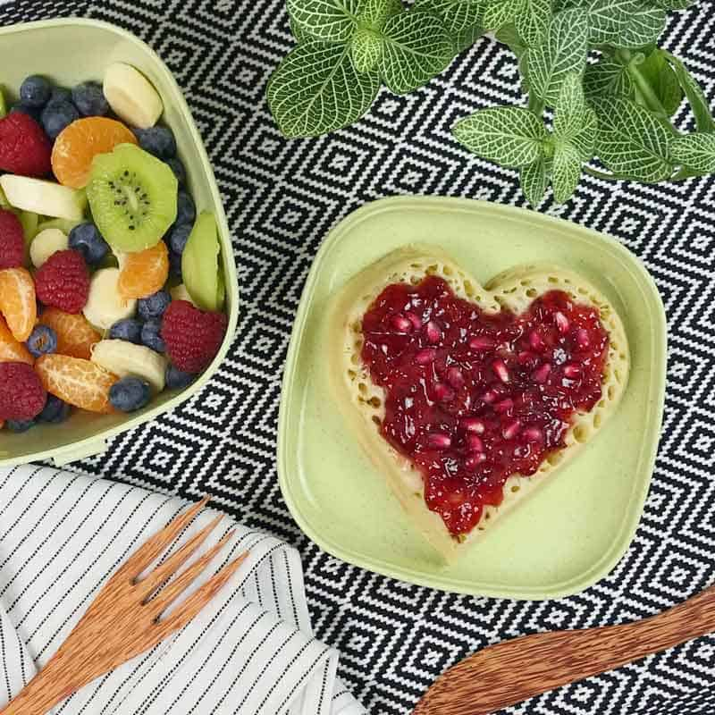 Huski Home Green Eco Friendly Lunch Box Heart Crumpet Img 1230 Dea10052 D079 42Fb 9104 Eco Friendly Products