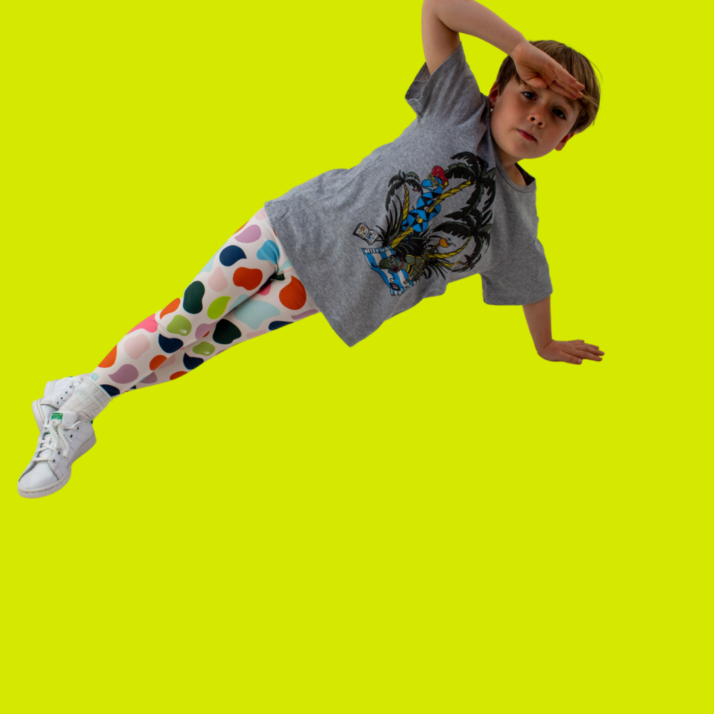 Kids Leggings Eco Friendly Products