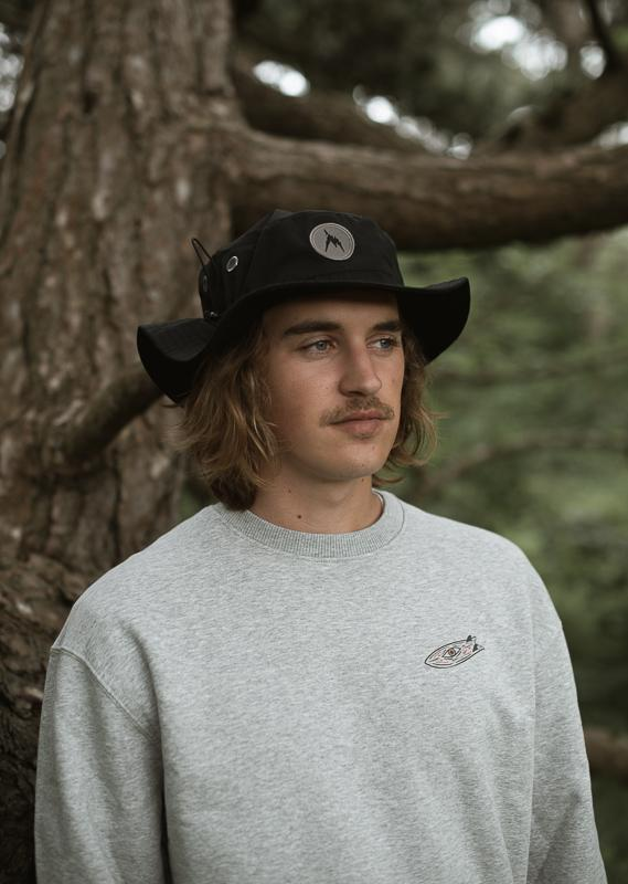 Sunshade Surfers Hat From Inmind Clothing