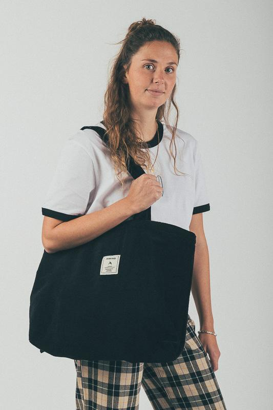 The Cute Tote Black 1 Eco Friendly Products
