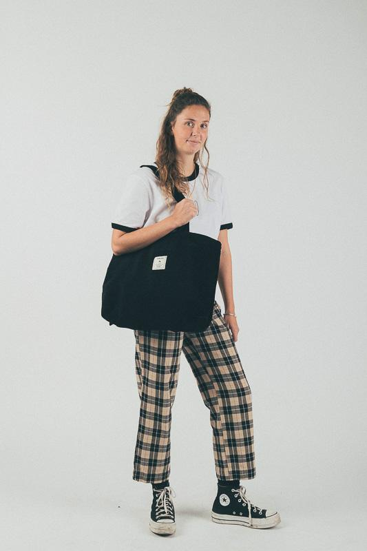 The Cute Tote Black 2 Eco Friendly Products