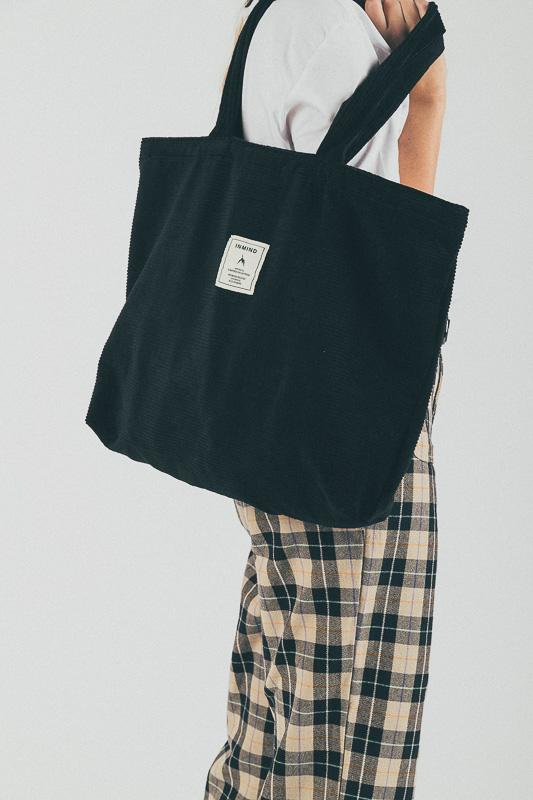 The Cute Tote Black 4 Eco Friendly Products