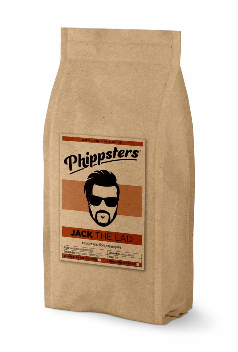 Phippsters Jack 1Kg Eco Friendly Products