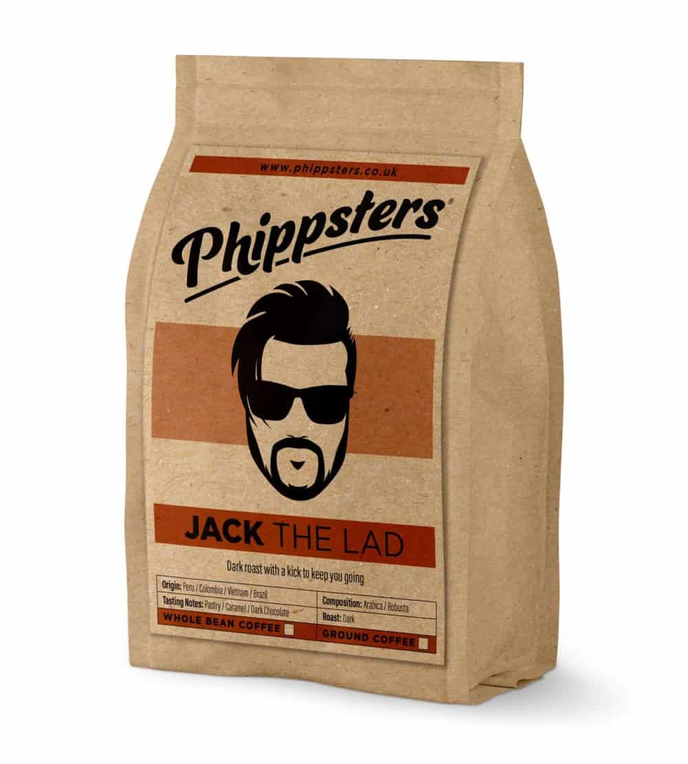 Phippsters Jack 250G Eco Friendly Products