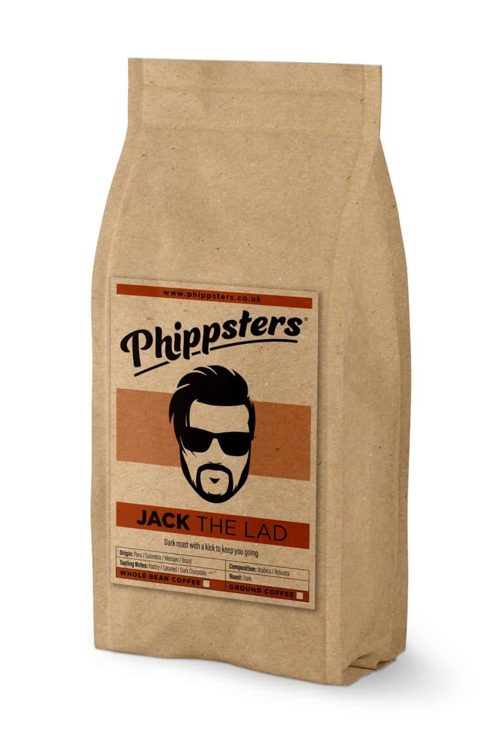 Phippsters Jack 500G Eco Friendly Products