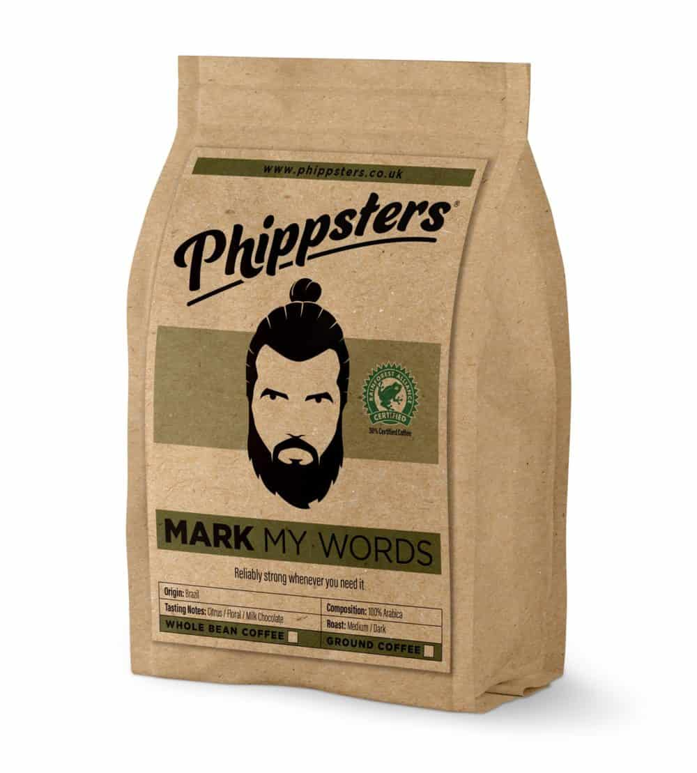 Phippsters Mark 250G Eco Friendly Products