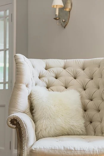 White Cushion Eco Friendly Products