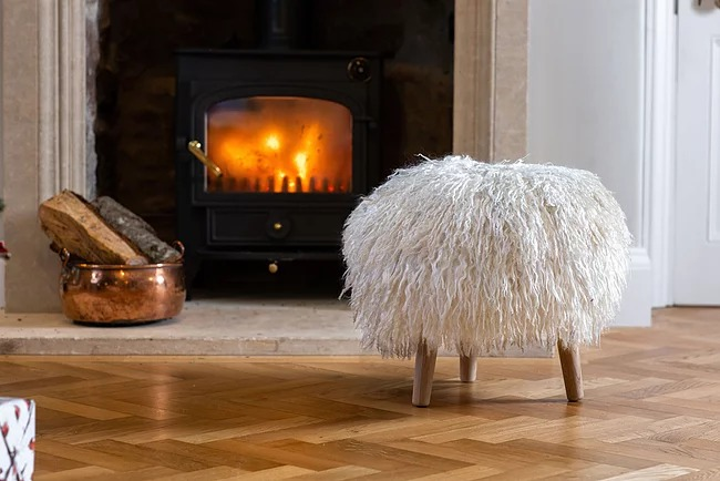 Whiteface Stool Eco Friendly Products
