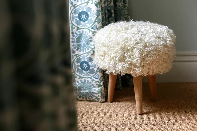 Woolen Stool Eco Friendly Products